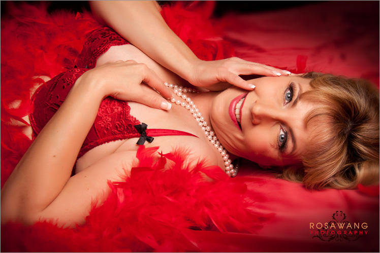 Alluring Boudoir Photography
