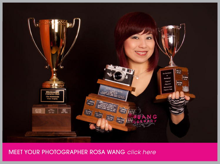 Award Winning Photographer Rosa Wang