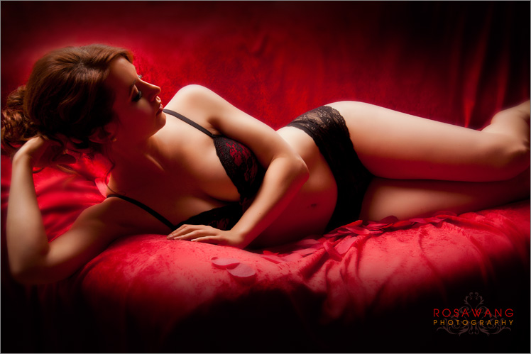 Boudoir Photography for Your Loved One