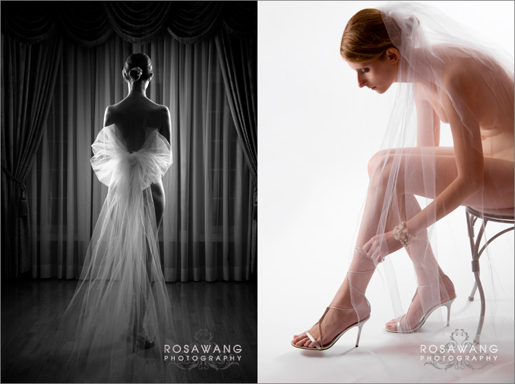 Treat Your Fiancee to Bridal Boudoir Photography