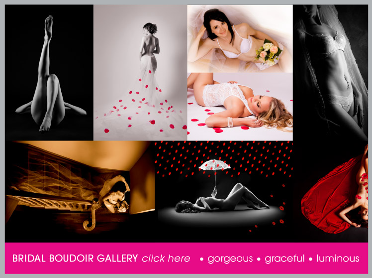 Bridal Boudoir Photography - Boudoir Photos