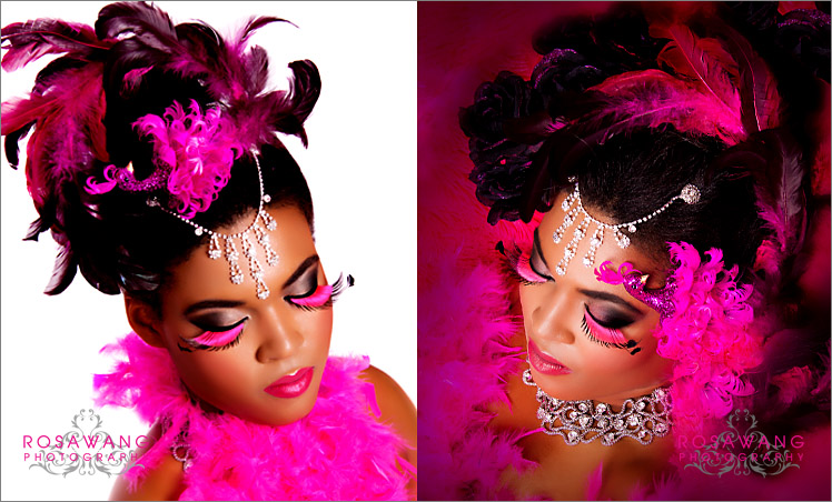 Artistic Glamour Photography