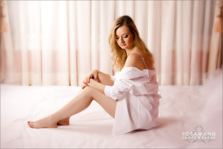 Maternity Boudoir Photography Toronto