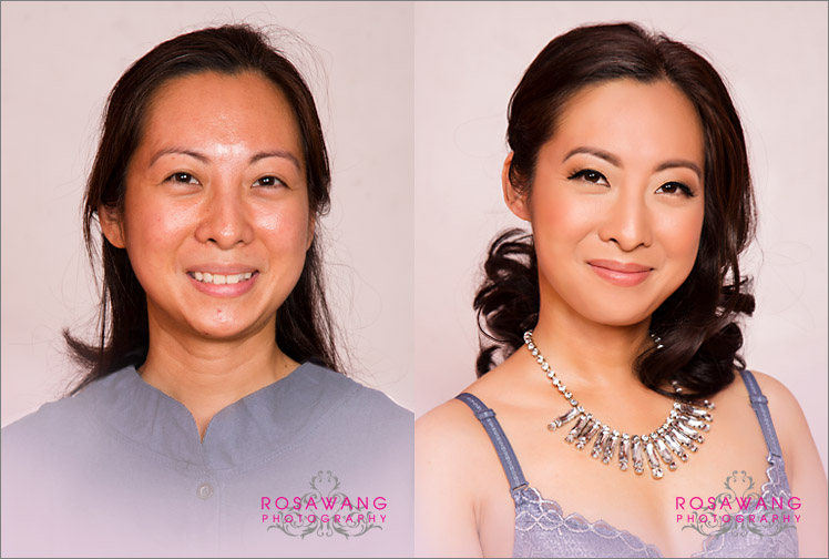 Makeup and Hair Styling for Photo Session