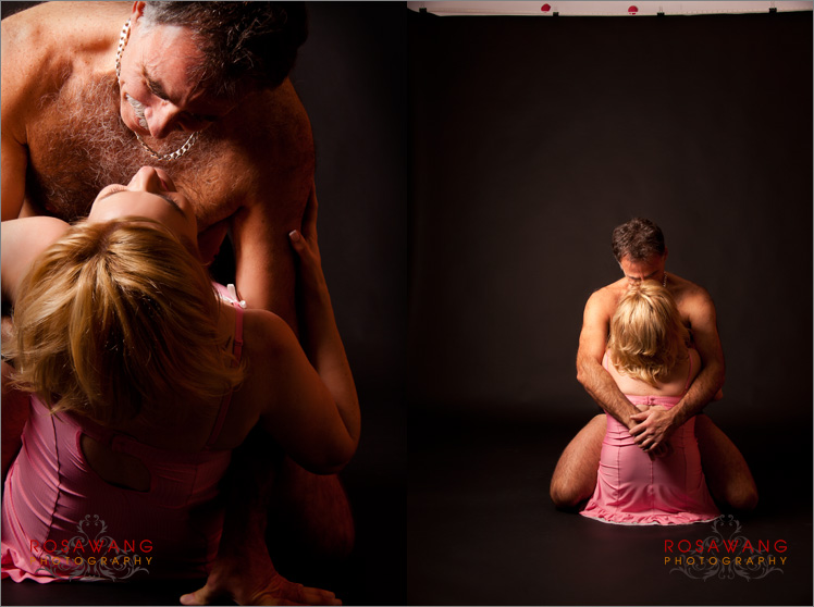 Toronto Couples Boudoir Photography
